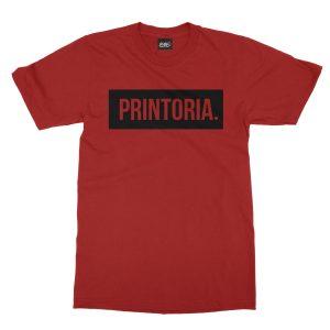 maglietta-rossa-printoria-punto-red-t-shirt-stampa-grafica-nera-graphic-print-black