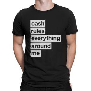 vestita-maglietta-nera-cream-cash-rules-everything-around-me-black-t-shirt-stampa-grafica-bianca-graphic-print-white