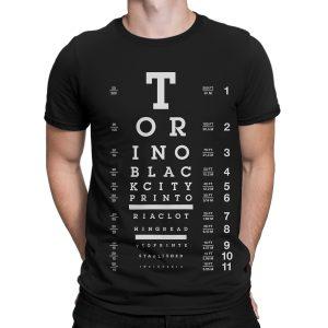 vestita-maglietta-nera-snellen-black-t-shirt-stampa-grafica-bianca-graphic-print-white